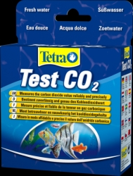 Test d'eau : CO2